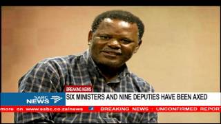 Download Sipho Seepe reacts to alleged cabinet reshuffle Video
