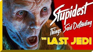 Download Stupidest Things Said Defending Star Wars: The Last Jedi Video