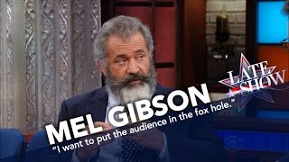 Download Mel Gibson's New War Movie Aims To ″Show What Our Veterans Go Through″ Video