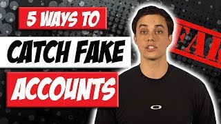 Download 5 Steps to Recognize Fake Facebook Accounts Video