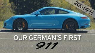 Download 200mph in a 911 GTS - Everyday Driver Europe Review Video