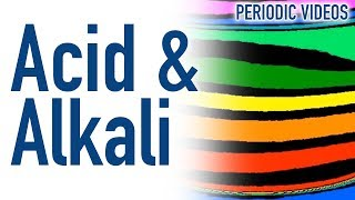 Download Acid and Alkali (THERMAL IMAGING) - Periodic Table of Videos Video