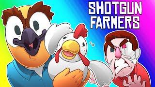 Download Shotgun Farmers Funny Moments - Terroriser Hates This Game! Video