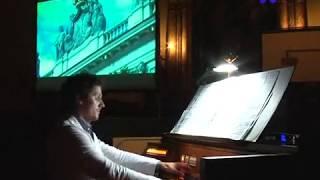 Download Egy koncert kékben Rákász Gergely orgonaművész Esztergomban Video