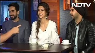Download 'Bareilly Ki Barfi' stars reveal secrets about themselves Video
