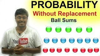 Download IBPS SO/Payment Banks( Night class Day #42)PROBABILITY - WITHOUT REPLACEMENT Video