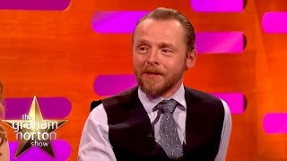 Download Tom Cruise Pranks Simon Pegg on Mission Impossible 5 Set - The Graham Norton Show Video