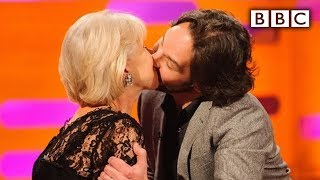 Download Paul Rudd kisses Dame Helen Mirren - The Graham Norton Show - Series 12 Episode 14 Preview - BBC One Video