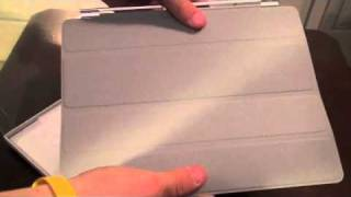 Download iPad 2 Smart Cover Unboxing, Tutorial, and 1st Impressions! Video