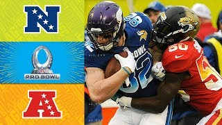 Download NFC vs. AFC | 2018 NFL Pro Bowl Game Highlights Video