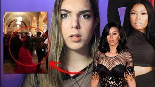 Download La verdad sobre la pelea de NICKI MINAJ VS CARDI B 💣🔥   Selena Milán Video