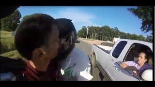 Download Biker Headbutts Redneck! Video