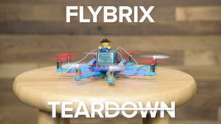 Download Flybrix Lego Drone Teardown(Or... Up?) Video