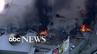 Download Australian plane crash: Pilot issued distress call Video