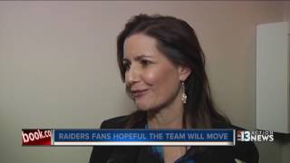 Download Raiders fans hopeful team will move to Las Vegas Video