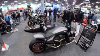Download New York International Motorcycle Show: Full Floor walk through [Part 2 of 3] Video