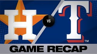 Download Astros plate 2 in the 11th for road win | Astros-Rangers Game Highlights 7/13/19 Video