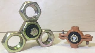 Download DIY METAL FIDGET SPINNERS | How To Make Hand Spinner Fidget Toys Video