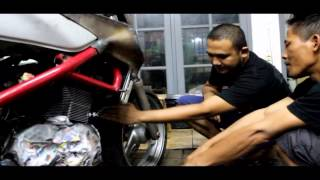 Download hthree custom bandit 400cc indonesia Video