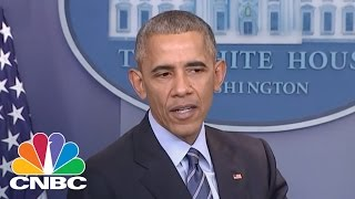 Download President Obama: Fine For Donald Trump To Look At One China Policy | CNBC Video