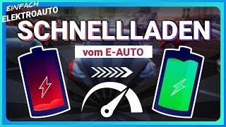 Download Elektroauto schnell aufladen - Einfach Elektroauto Video
