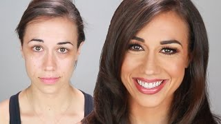 Download MAKEUP TRANSFORMATION ON COLLEEN BALLINGER | PatrickStarrr Video