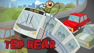 Download Ted Bear 2 - Cyanide & Happiness Shorts Video