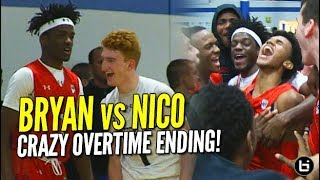 Download Nico Mannion vs Bryan Antoine! Crazy Overtime Finish! UAA Indianapolis Highlights Video