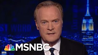Download Lawrence On The White House Briefing Moment That Shocked Him   The Last Word   MSNBC Video
