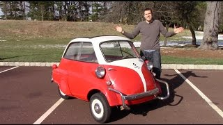 Download The BMW Isetta Is the Strangest BMW of All Time Video