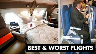 Download Top 3 Airplane Seats More Expensive than a CAR?!? (vs literally the WORST) Video