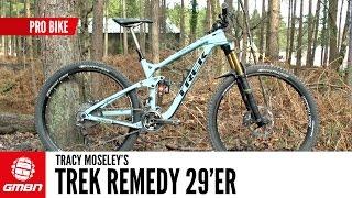 Download Tracy Moseley's Trek Remedy 29   Pro Bike Video