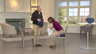 Download Pillows with a Purpose Sciatica Pillow with Cover with Dan Hughes Video