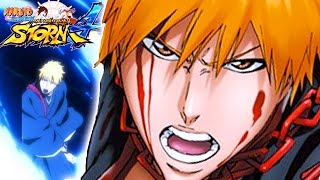 Download BLEACH ON NARUTO!   Ichigo Moveset Mod, Naruto Shippuden: Ultimate Ninja Storm 4 - Mod Series on PC Video