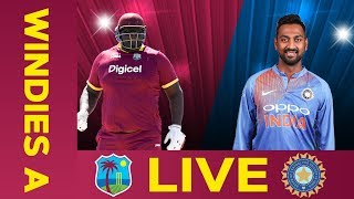 Download 🔴LIVE West Indies A v India A 3rd ODI | India Tour Of West Indies Video