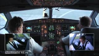Download Düsseldorf - Malediven Airbus A330 Cockpit View [HD] Video