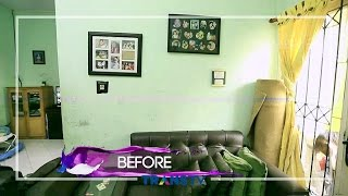 Download THE PROJECT - Make Over Rumah Ibu Bunga Part 2/2 Video