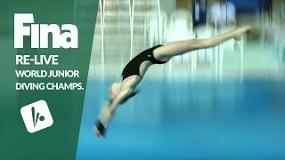 Download Re-Live - Day 3 Final - FINA World Junior Diving Championships 2016 - Kazan (RUS) Video
