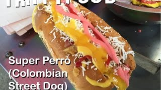 Download Super Perro (Colombian street dog) - Trippy Food Episode 118b Video