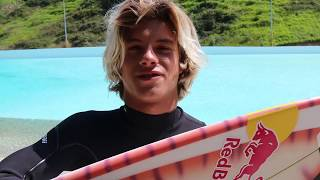 Download Mateus Herdy's Solo Surf Session Video
