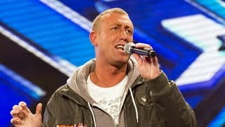 Download Christopher Maloney's audition - Bette Midler's The Rose - The X Factor UK 2012 Video