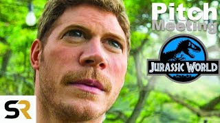 Download JURASSIC WORLD Pitch Meeting: How It All Started Video