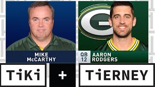 Download Mike McCarthy and Aaron Rodgers True Relationship | Tiki + Tierney Video