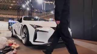 Download Tuning Lexus LC500 mit Rowen International Carbon Bodykit 2019 Video
