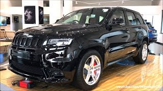 Download Jeep Grand Cherokee SRT WK2 2018 | Real-life review Video