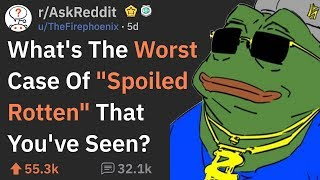 Download The Worst Encounters With Spoiled Kids (r/AskReddit) Video