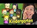 Download MI PRIMER DÍA DE CLASES EN EL KINDER Y TENGO AMIGOS !! - KINDERGARTEN Video