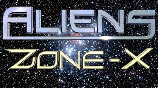 Download Aliens: Zone-X Blu Ray Discs Video