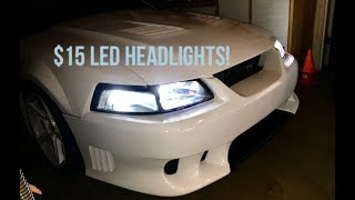 Download Best LED Headlights You Can Buy for Cheap! Ebay Quality Video