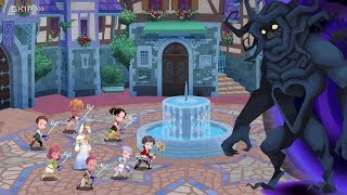 Download KINGDOM HEARTS Union χ[Cross] – Launch Trailer Video